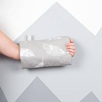"""Подушка для кормления на руку для малыша """"Перышко"""""""