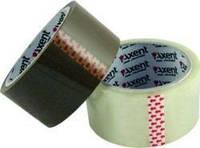 Скотч упаковочный ( коричневый )  Axent 3041-02-А