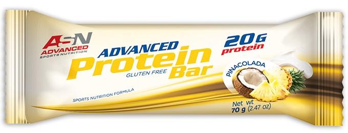 Батончик ASN - Advanced Protein Bar (70 грамм) пина колада