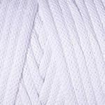 Yarnart Macrame Cord 5 мм № 751 белый