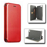 Чехол-книжка Book Case для Apple iPhone 7 / iPhone 8 Красный