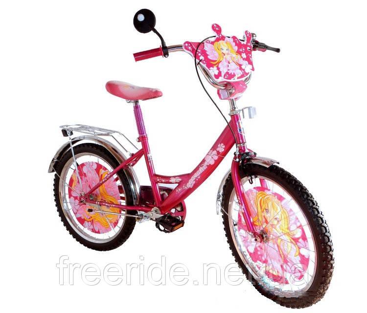 Детский Велосипед Mustang Принцесса 18