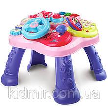 Розвиваючий музичний столик Чарівна Зірка рожевий VTech Magic Star