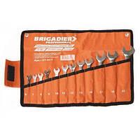 Набор ключей комбинированных Бригадир Professional 12шт (90754000/57-022)