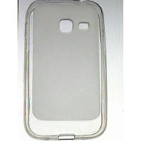 Чехол для TPU cover case for Samsung S6802 white
