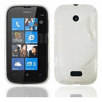 Чехол для TPU cover case for Nokia Lumia 510 / Glory white
