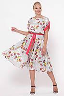 Платье женское Ирина беж