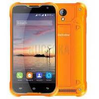 Оригинальный влагонепроницаемый Blackview BV5000 orange 5 дюймов, 4 ядра, 16 Гб, 8 Мп, 2 сим., фото 1