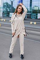 Женский спортивный костюм (норма и батал) №369. Разные цвета, фото 1