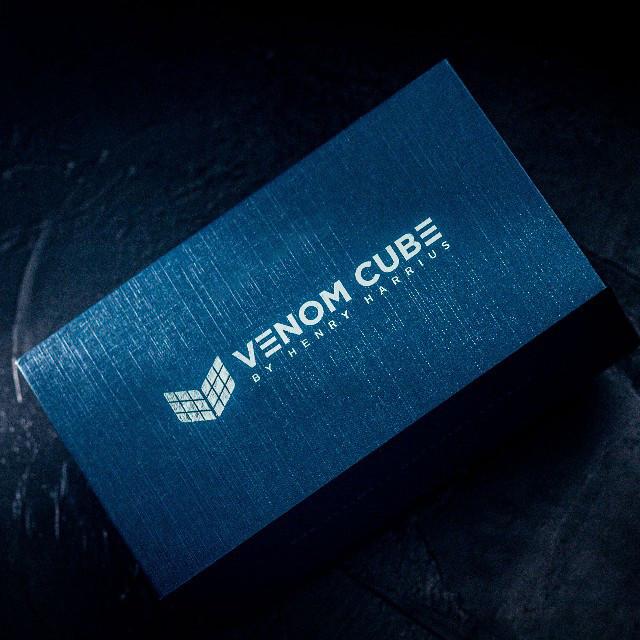 Реквизит для фокусов   Venom Cube by Henry Harrius