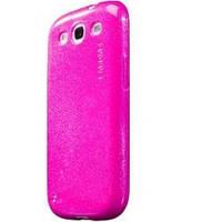 Чехол для Global Lux Samsung Galaxy Y Duos pink