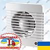 Вытяжной вентилятор в ванную ВЕНТС 100/125/150 Силента-М