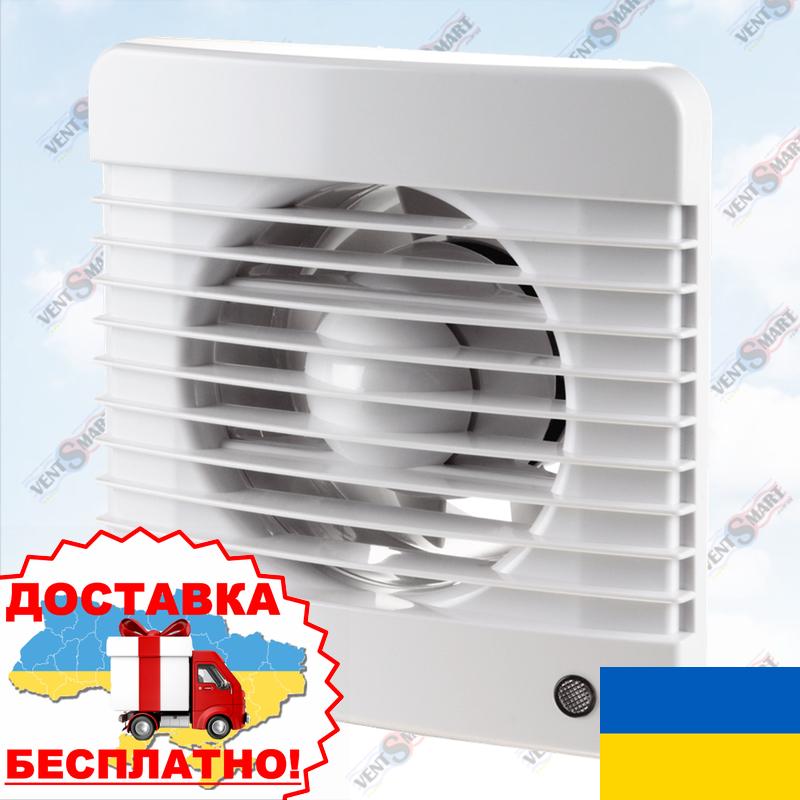 Вытяжной вентилятор в ванную ВЕНТС 100/125/150 Силента-М, фото 1