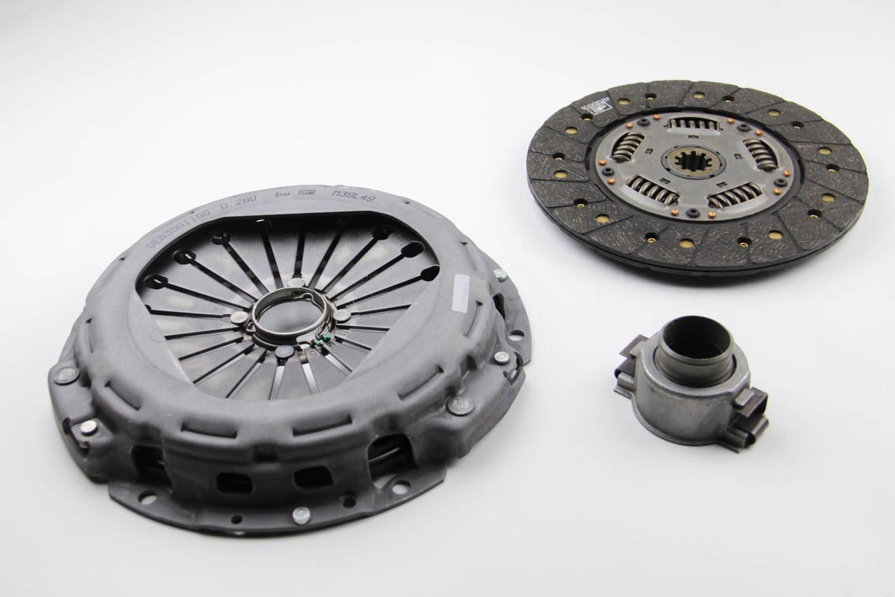 Комплект сцепления Iveco Daily 35С/40C/29L 1999-2014 (280mm)