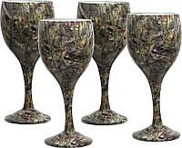 Набор бокалов Riversedge для вина Сamo Wine Glasses Bassofl 4 шт., 235 мл (92)