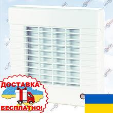 Вентилятор вытяжной с автоматическими жалюзями ВЕНТС 100 МА (VENTS 100 MA)