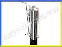 Электрический водонагреватель на душ - проточно накопительный, водонагреватель для дачи без водопровода