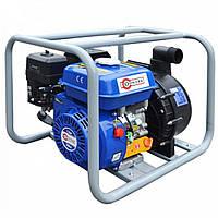Мотопомпа бензиновая ODWERK GPC 80 для химических жидкостей (7 л.с., 1000 л/мин)