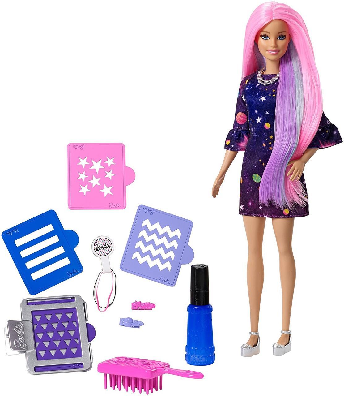 Кукла Барби Цветной сюрприз Barbie Color Surprise Doll, Pink