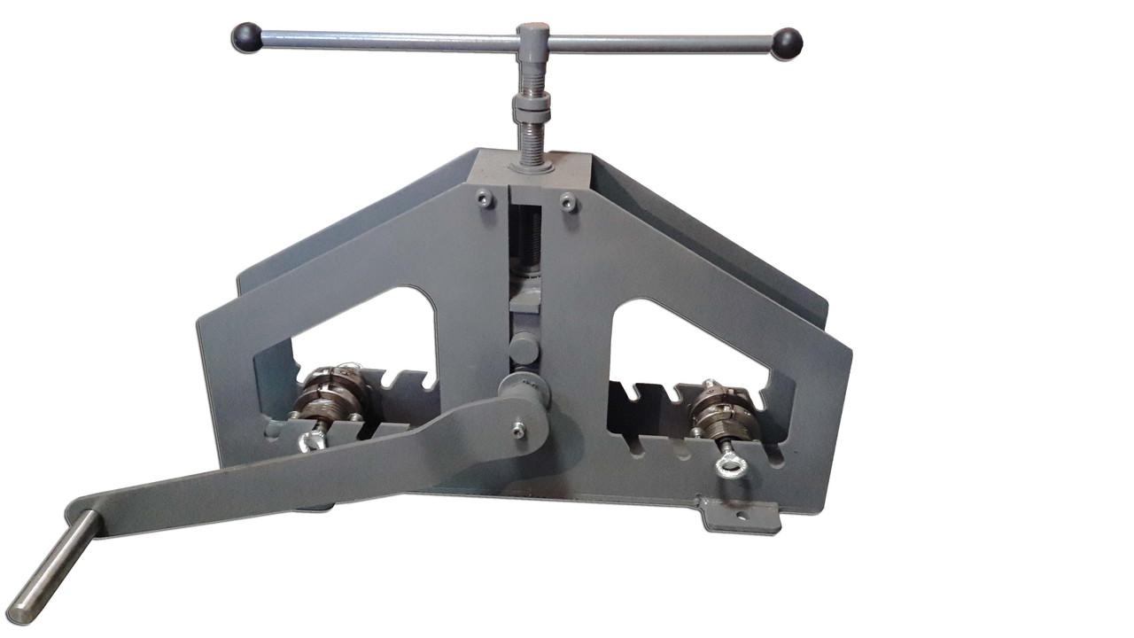 Усиленный трубогиб профилегиб ручной для ПРОФИ | профилегибочный станок ручной PR 60 PsTech