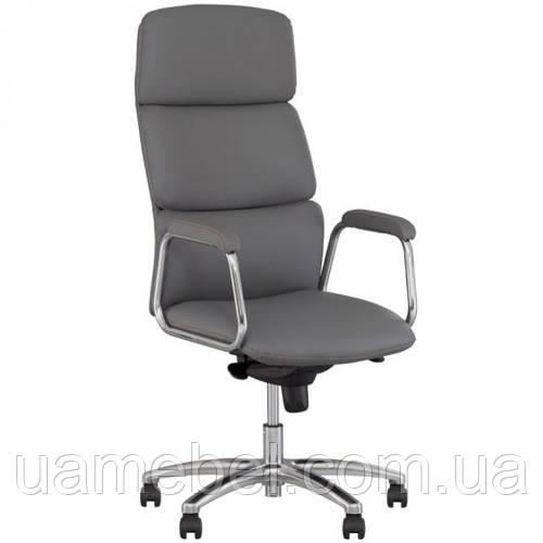 Кресло для руководителя CALIFORNIA (КАЛИФОРНИЯ) STEEL CHROME COMFORT