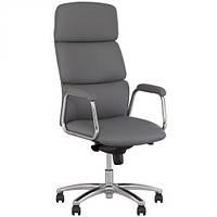 Кресло для руководителя CALIFORNIA (КАЛИФОРНИЯ) STEEL CHROME COMFORT, фото 1