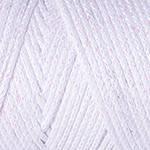 Yarnart Macrame Cotton Lurex №721 белый
