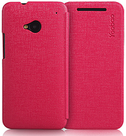 Чехол для Yoobao Slim leather case for HTC One red