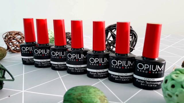Гель-лаки Opium купить