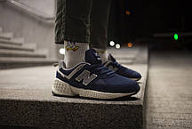 Мужские кроссовки  New Balance 574 Blue ( Реплика ), фото 2
