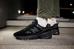 Мужские кроссовки  New Balance 574 All Black 45 размер ( Реплика )