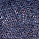 Yarnart Macrame Cotton Lurex №731 джинс