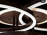 Люстра потолочная светодиодная, фото 5