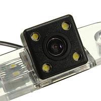 Камера заднего вида универсальная Hyundai Elantra 2000-2006, Sonata 2009+ цветная матрица CCD, фото 1