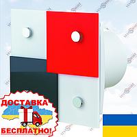 Стильный дизайнерский вентилятор ВЕНТС Домино (VENTS Domino), фото 1