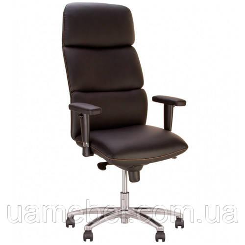 Кресло для руководителя CALIFORNIA (КАЛИФОРНИЯ) R STEEL CHROME