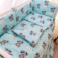 Комплект детского постельного белья Комфорт