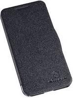 Чехол для NILLKIN HTC Desire 300 Fresh Series Leather Case Black