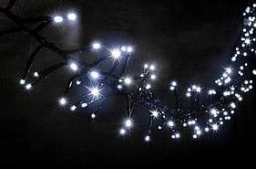 Уличная светодиодная гирлянда Lumion Magic String Light 240 led наружная белый холодный с мерцанием