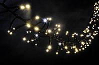 Уличная светодиодная гирлянда Lumion Magic String Light (Меджик стринг) 240 led наружная бел.тепл. с мерцанием