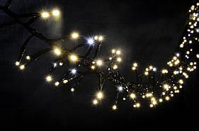 Уличная светодиодная гирлянда Lumion Magic String Light 240 led наружная белый теплый с мерцанием