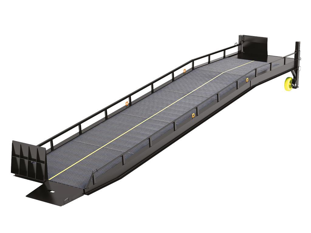 Рампы мобильные DoorHan без опоры на кузов автомобиля серии RMFS