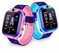 Детские водонепроницаемые часы Smart Baby Watch DF40 (iQ1500)