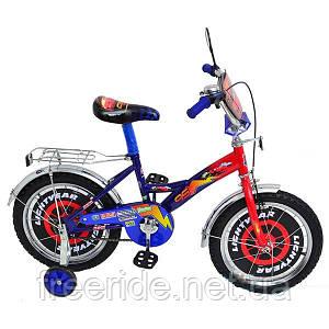 Детский Велосипед Mustang Тачки 16