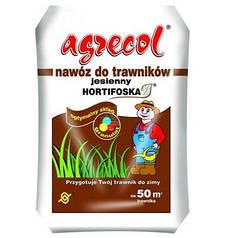 Удобрение осеннее для газонов «Агрикол» 25 кг