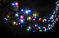 Уличная светодиодная гирлянда Lumion Magic String Light  Меджик стринг 240 led мультик мерцаниия без каб пит.