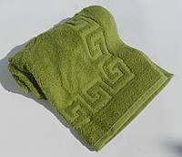 Полотенце для ног Берра 50*70 см, оливковое