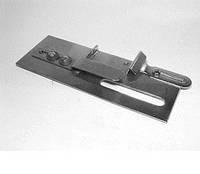 KHF46 Пристосування регульоване для підгину тканини вниз на розпошивальні машині, фото 1