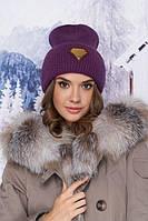 Модная женская шапка-колпак в 17ти цветах 5003, фото 1