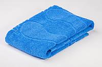 Полотенце для ног Берра 50*70, синее